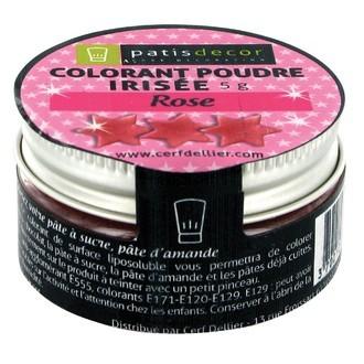 Colorant poudre rose 5 g