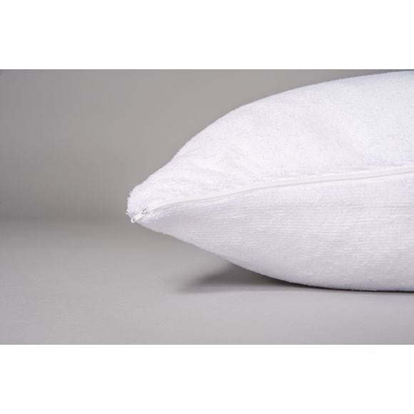 Protège oreiller coton imperméable antiacariens 50x70cm