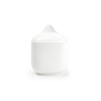 Sucrier carré blanc
