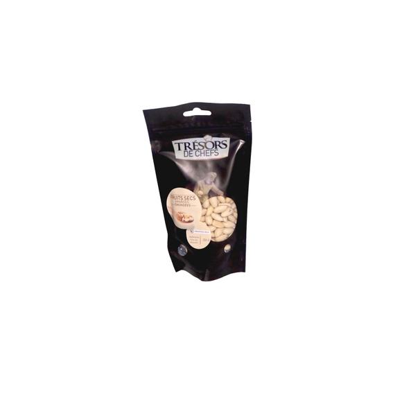 compra en línea Almendras enteras peladas en bolsa Tresor de Chefs (250 gr)