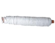 Achat en ligne Fil de fer recouvert de papier blanc épaisseur 2mm 25M