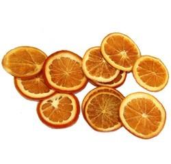Achat en ligne Sac de tranches d'orange séchée décoratives