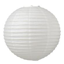 Achat en ligne Boule japonaise en papier blanc Ø60cm