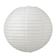 Achat en ligne Boule japonaise en papier blanc Ø30cm