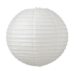 Achat en ligne Boule japonaise en papier blanc Ø40cm