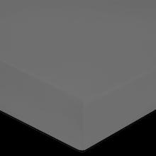 Achat en ligne Drap housse en coton ardoise 90X190cm