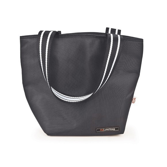 Sac lunch gris Tote 3,7L