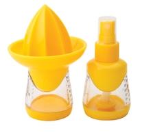 Achat en ligne Presse citron vaporisateur jaune