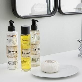 Florame - huile de douche bio au jasmin - 200ml