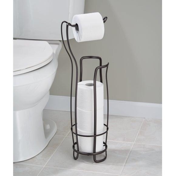 Achat en ligne Valet WC dérouler et stock 3 rouleaux