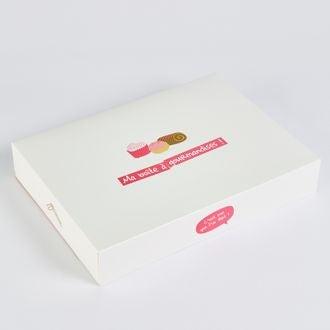 ZODIO - Boite à gâteau 34,5x25,8x6cm