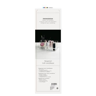 Rangement pour maquillage en acrylique 15 compartiments