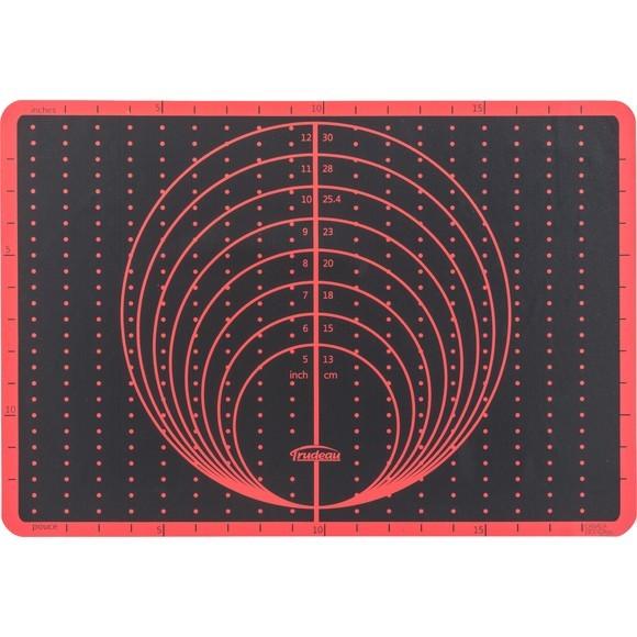 Tapis à patisserie en silicone 33x49,5cm
