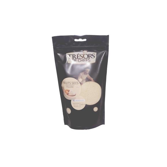 compra en línea Harina de almendras en  polvo fino en bolsa (500gr)