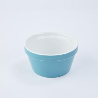 ZODIO - Ramequin en grès paon 9,7cm