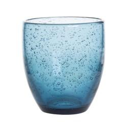 Achat en ligne Verre bulle Artisan bleu