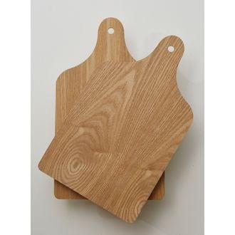 2 planches en bois Bistro 30x18cm