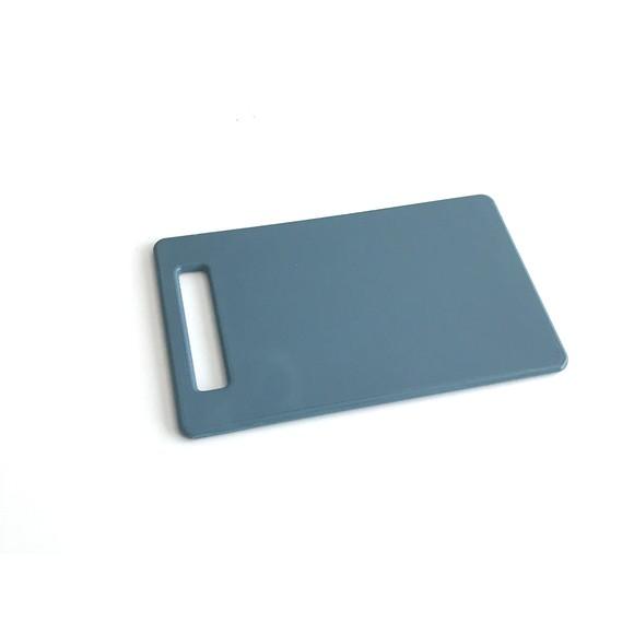 Achat en ligne Planche à découper en polyéthylène bleu 25x15cm