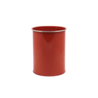 Pot à ustensiles rouge