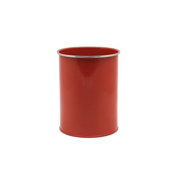 Achat en ligne Pot à ustensiles rouge