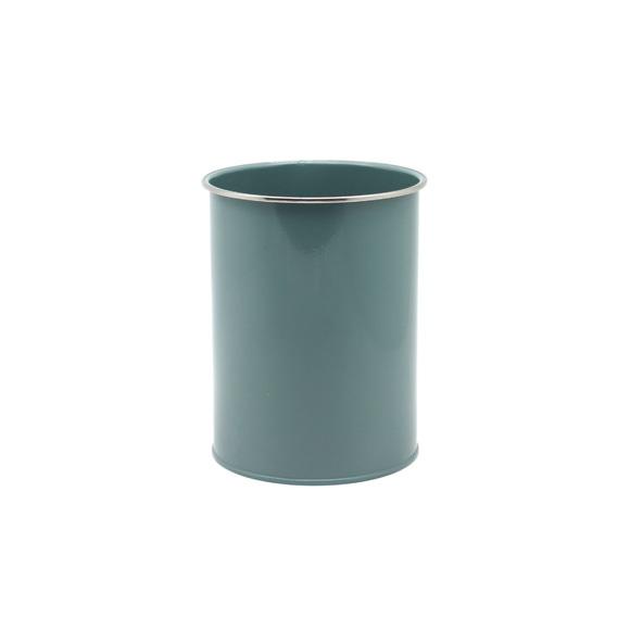 Pot à ustensiles bleu