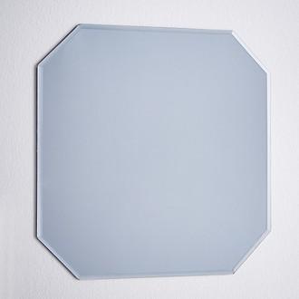 Miroir argenté classy 30x30cm