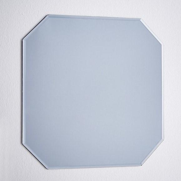 miroir argent classy 30x30cm pas cher z dio. Black Bedroom Furniture Sets. Home Design Ideas
