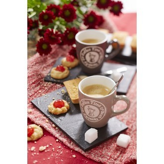 Tasse à café chocolat