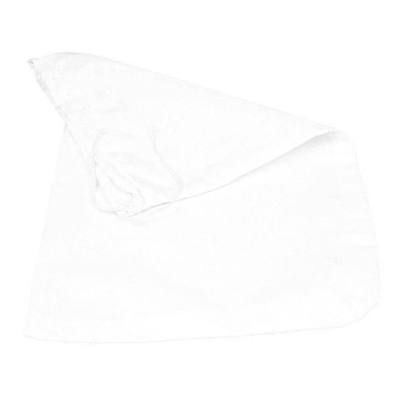 Sacchetto per insalata riutilizzabile in cotone 25x43 cm