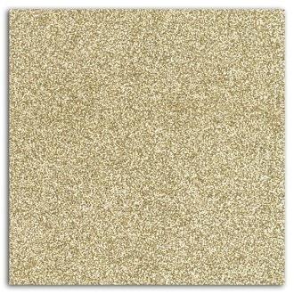 Toga - feuille adhésive glitter or 30x30cm