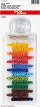 Achat en ligne Perles rocailles 15 couleurs