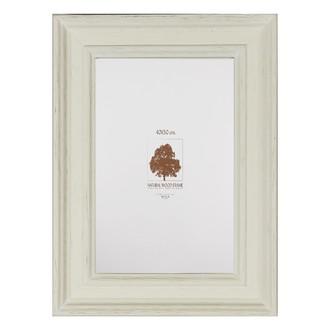 Cadre photo braque blanc mat 40x50cm