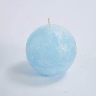 Maom - bougie boule écume 8cm