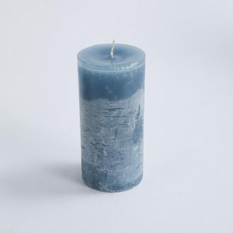 Maom - bougie cylindrique tempête 7x15cm