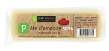 Achat en ligne Pâte d'amande blanche 50% 250g