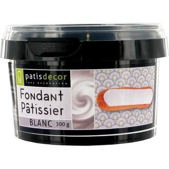 PATISDECOR - Fondant patissier blanc 300g