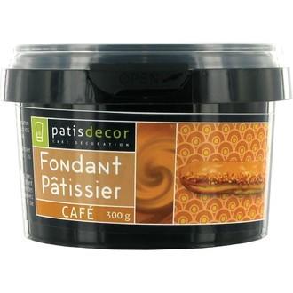 PATISDECOR - Fondant patissier café 300g
