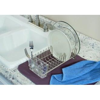 Egouttoir à vaisselle et couvert Classico 31,75x14x10,25cm
