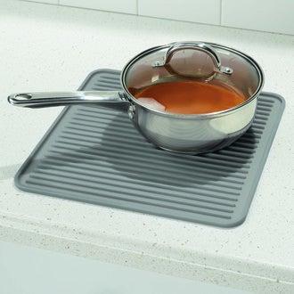 INTERDESIGN - Tapis égouttoir à vaisselle Lineo