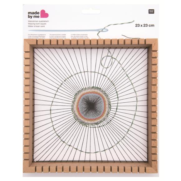 Achat en ligne Metier à tisser carré 23x23cm