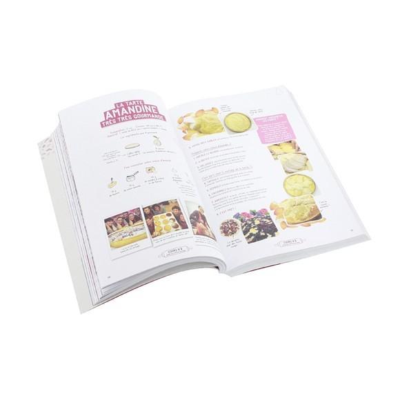 Livre de cuisine Passez votre C.A.P pâtissier avec nous!