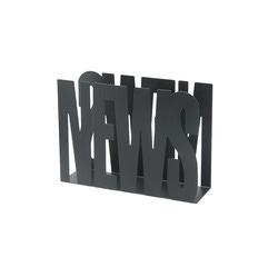 Achat en ligne Range magazine en métal noir