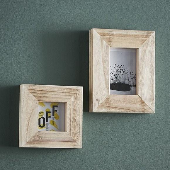cadre pais 4cm en bois brut 10x10cm pas cher z dio. Black Bedroom Furniture Sets. Home Design Ideas