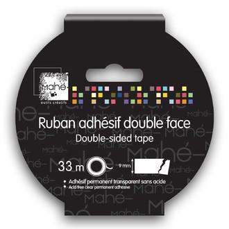 TOGA - Ruban adhésif double face 33mx9mm