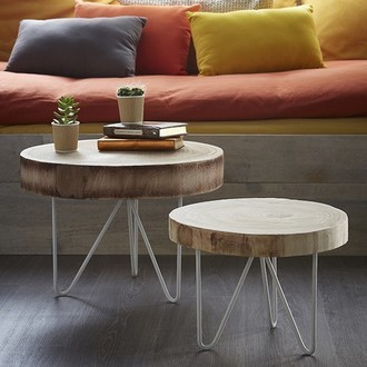 Table Basse Table D Appoint Pas Cher Zodio Magasin Deco