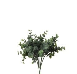 Achat en ligne Pic bouquet d'eucalyptus vert h20cm