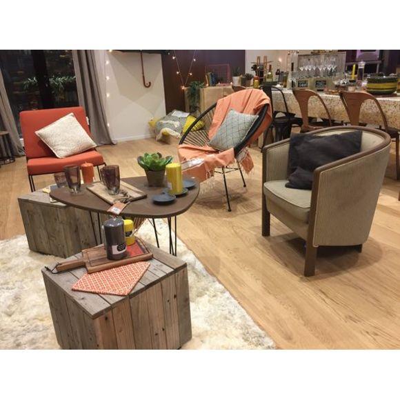 pied pour table basse en filaire noir h30cm pas cher z dio. Black Bedroom Furniture Sets. Home Design Ideas