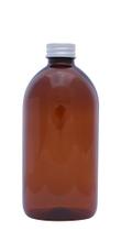 Achat en ligne Flacon pour savon liquide ambrée 500ml