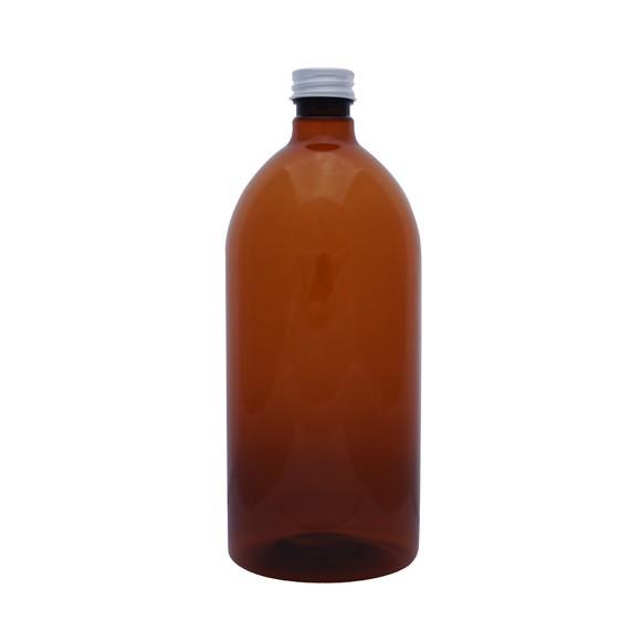 acquista online Flacone ambrato per sapone liquido 1L