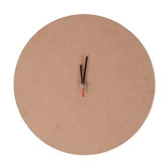 RICO DESIGN - Horloge murale ronde avec mécanisme et aiguilles